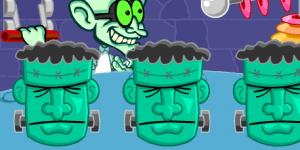 Hra - Franken Brain