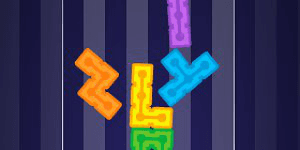 Hra - 99 Bricks - tetris jinak