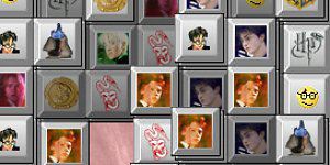 Hra - Harry Potter Mahjong