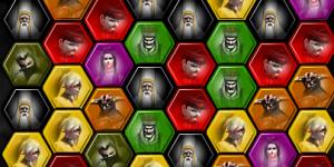 Hra - 9Dragons Hexa