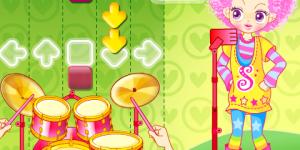 Hra - Sue Drumming Game