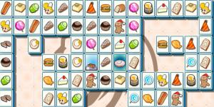 Hra - Food Mahjong