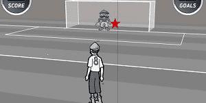 Hra - Penalty Shootout 3