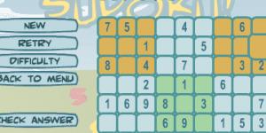 Hra - Sudoku 2