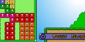 Hra - Mario tetris
