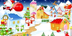 Hra - Santa Room