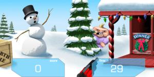 Hra - Santas Showdown