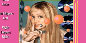 Hra - HM Pinball