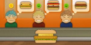 Hra - Burger Chef