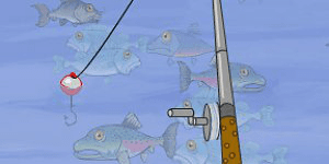 Hra - Fishing Championship