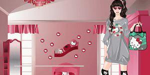 Hra - Pretty Kitty Dress Up