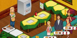 Hra - Burger Restaurant 2