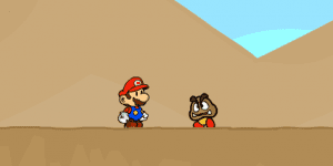 Hra - Paper Mario World 2