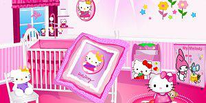 Hra - Hello Kitty Room
