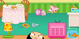 Hra - Hello Kitty Cookies