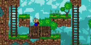 Hra - Woodcutter