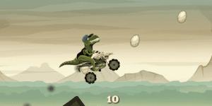 Hra - Rex Racer