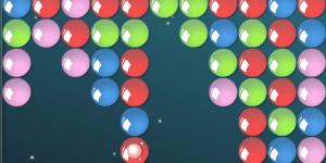 Hra - Bubble Mover