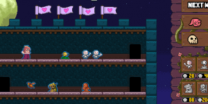 Hra - Monster Castle Defense
