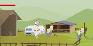 Hra - Farmer vs Zombies
