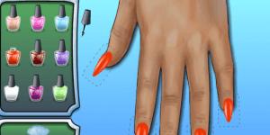 Hra - Hollywood Nails
