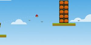 Hra - Angry Birds Halloween Boxs