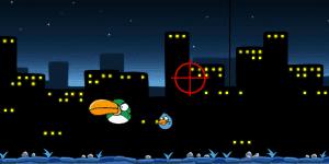 Hra - Angry Birds Hunter
