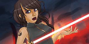 Hra - Emo Jedi Princess