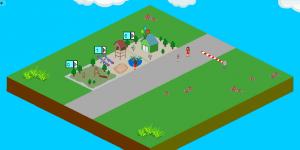 Hra - Zoo Builder