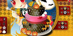 Hra - Halloween Cake Style