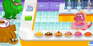 Hra - Dino Restaurant