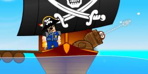 Hra - Angry Pirates