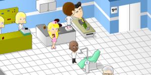 Hra - Hospital Frenzy