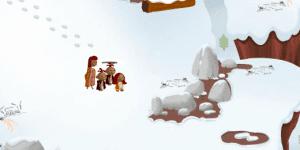 Hra - Stone Age Sam 2: The Ice Age