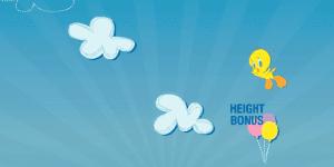 Hra - Tweety's Cloud Jumper
