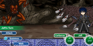 Hra - Summoner Saga Endless Chap 2