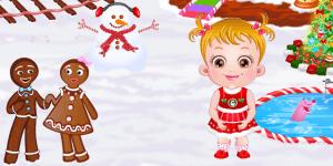 Hra - Baby Hazel Gingerbread House