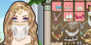 Hra - Persian Princess Make up