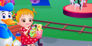 Hra - Baby Hazel In Disneyland