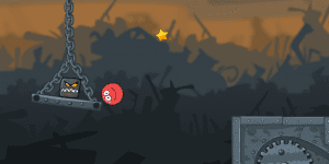 Hra - Red Ball 4 vol.3