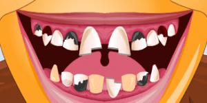 Hra - Animals Dentist