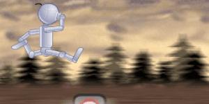 Hra - Run Robo Run!