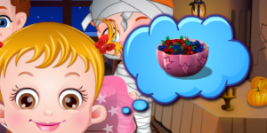 Hra - Baby Hazel Halloween Party