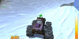 Hra - Crash Drive 2 Christmas!