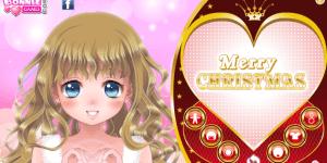 Hra - Anime Christmas Makeover