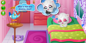 Hra - Baby Hazel Naughty Cat