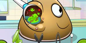 Hra - Pou Ear Doctor