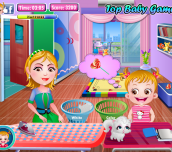 Hra - Baby Hazel Laundry Time