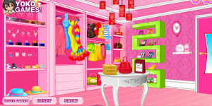 Hra - Decorate Your Walk In Closet 2