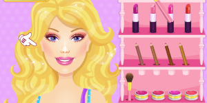 Hra - Barbie Gardening Expert